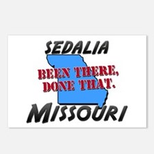 sedalia missouri - been there, done that Postcards