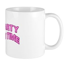 Tea Party Time Mug