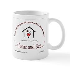 Funny Humanitarian Mug