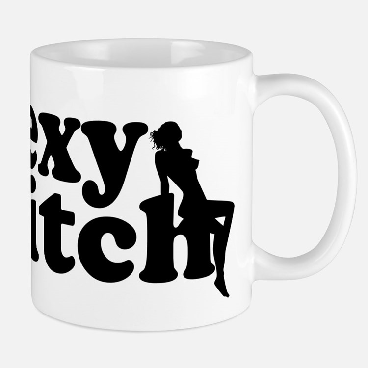 Sexy Bitch Mug