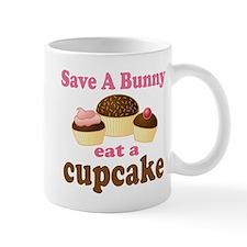 Funny Easter Cupcake Mug
