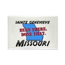 sainte genevieve missouri - been there, done that