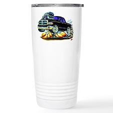 Dodge Ram Extended Cab Black Truck Travel Mug