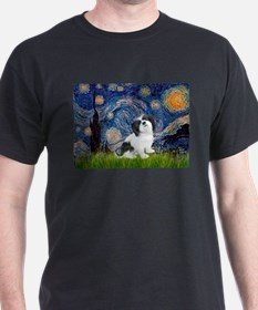 Starry / Lhasa Apso #2 T-Shirt