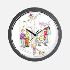 2005 Diversity Guide Cover Wall Clock