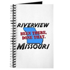riverview missouri - been there, done that Journal