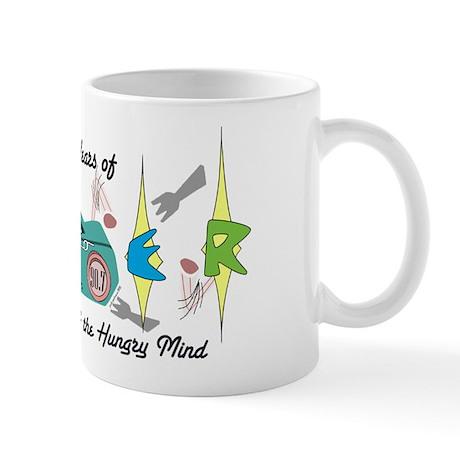 KSER 20th Anniversary Mug Mugs