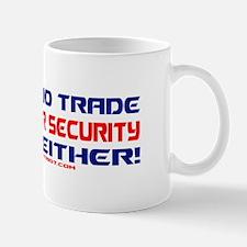 TRADING LIBERTY FOR SECURITY Mug