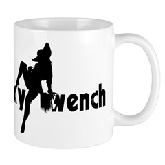 Pirate Wench Mug
