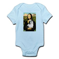 Mona / Lhasa Apso #2 Infant Bodysuit