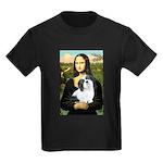 Mona / Lhasa Apso #2 Kids Dark T-Shirt