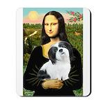 Mona / Lhasa Apso #2 Mousepad