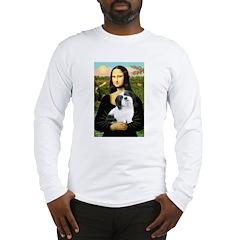 Mona / Lhasa Apso #2 Long Sleeve T-Shirt