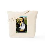 Mona / Lhasa Apso #2 Tote Bag