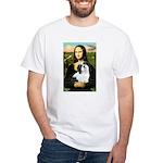 Mona / Lhasa Apso #2 White T-Shirt