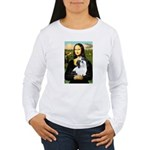 Mona / Lhasa Apso #2 Women's Long Sleeve T-Shirt