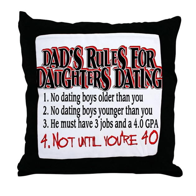dads and daughters dating Make a bold statement with our dads against daughter dating t-shirts, or choose from our wide variety of expressive graphic tees for any season, interest or occasion  whether you want a sarcastic t-shirt or a geeky t-shirt to embrace your inner nerd, cafepress has the tee you're looking for.