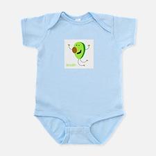 Avocado Infant Creeper