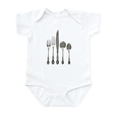 Proper Etiquette Infant Bodysuit