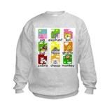 Animals Crew Neck
