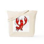Crawfish Tote Bag