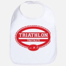 Triathlon Oval - Men's Triathlon Bib