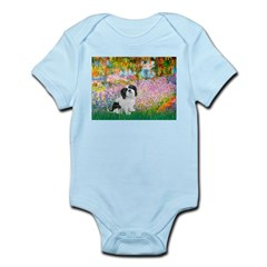 Garden / Lhasa Apso #2 Infant Bodysuit