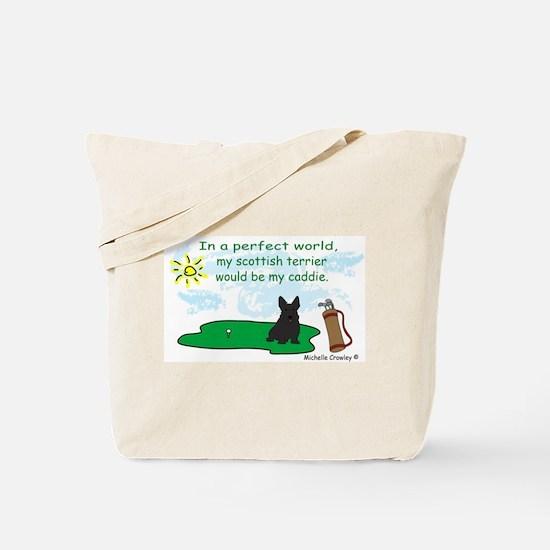 scottie Tote Bag