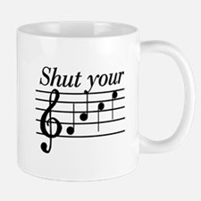 Shut your face Mug