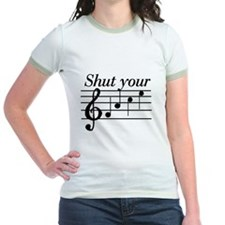 Shut your face T