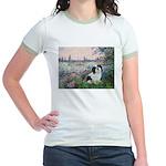 Seine / Lhasa Apso #2 Jr. Ringer T-Shirt