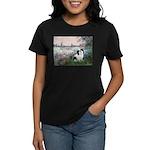 Seine / Lhasa Apso #2 Women's Dark T-Shirt