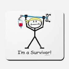 Cancer Survivor Mousepad