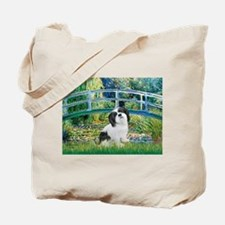 Bridge / Lhasa Apso #2 Tote Bag