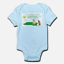 goldendoodle Infant Bodysuit