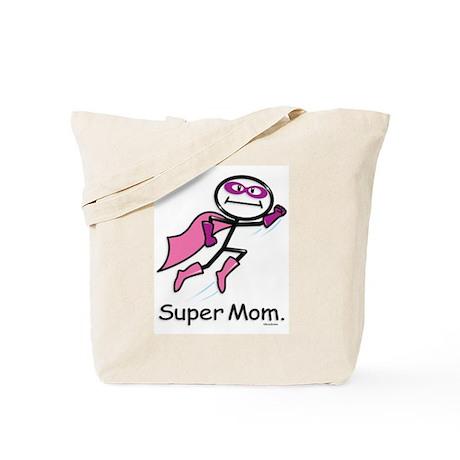 Super Mom Tote Bag