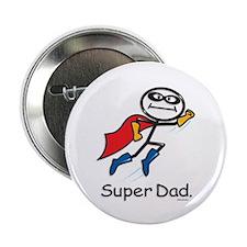 "Super Dad 2.25"" Button (100 pack)"