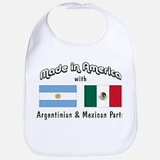 Argentinian-Mexican Bib