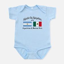 Argentinian-Mexican Infant Bodysuit