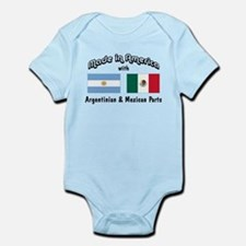 Argentinian-Mexican Onesie