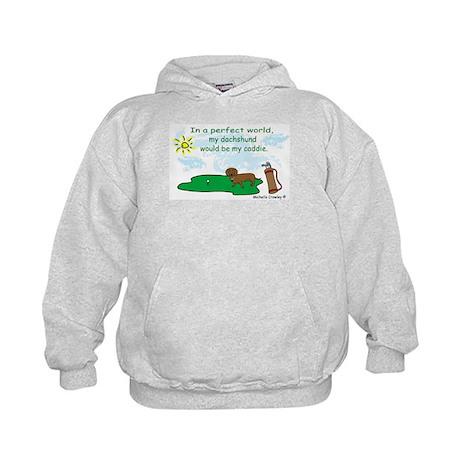 dachshund Kids Hoodie