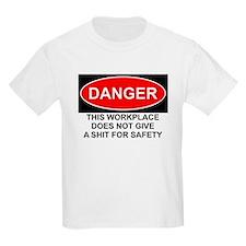Danger Sign T-Shirt