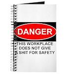 Danger Sign Journal