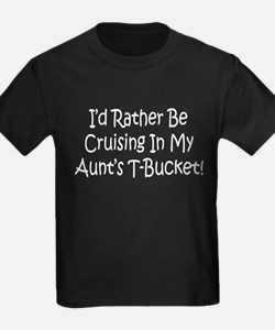 In My Aunt's T-bucket T