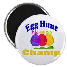Egg Hunt Magnet