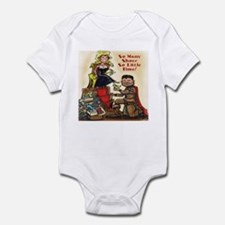 Cute Shoppaholic Infant Bodysuit