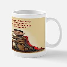 Unique Shoppaholic Mug