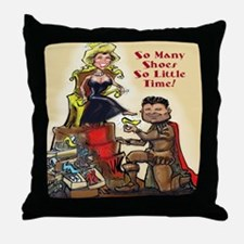 Cute Luxery Throw Pillow