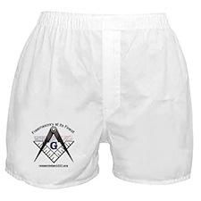 Funny Freemasonry Boxer Shorts