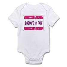 Daddy's #1 Fan Infant Bodysuit